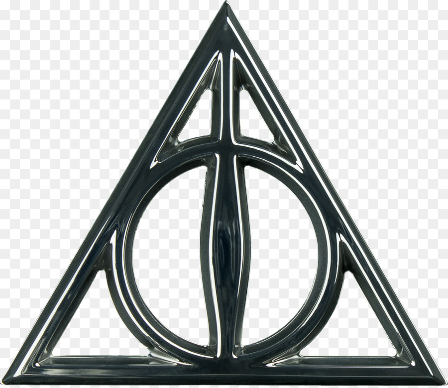 Download Deathly Hallows Symbol Png Clipart Harry Potter And The