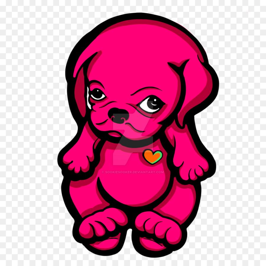 cartoon clipart Pug French Bulldog