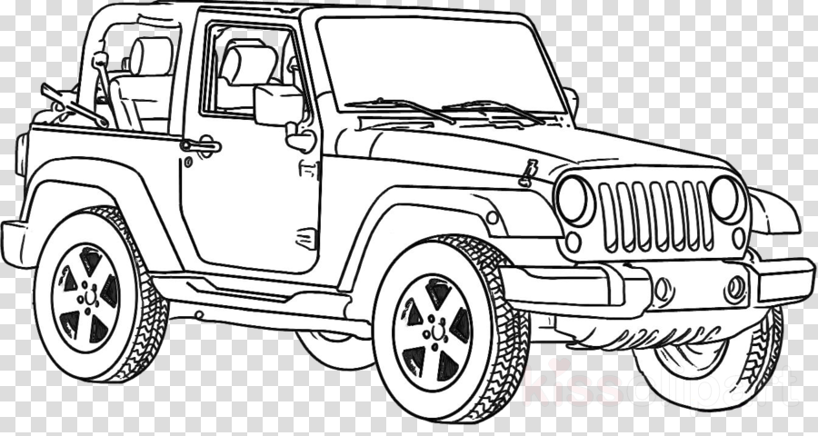 Jeep Car Transparent Png Image Clipart Free Download