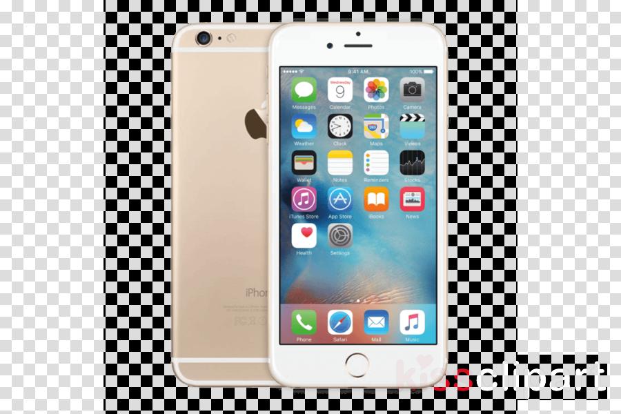 iphone 6 gold clipart iPhone 6 Plus iPhone 6S Apple