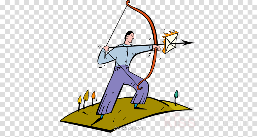 target archery clipart Target archery Line Clip art