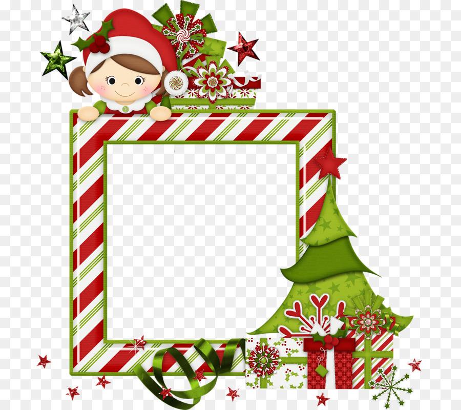 Christmas Tree Border png download - 1646*2400 - Free Transparent Santa  Claus png Download. - CleanPNG / KissPNG