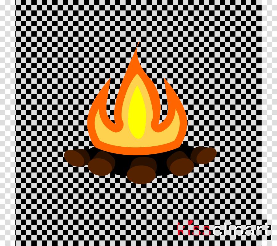 campfire bonfire clipart S'more Campfire Clip art