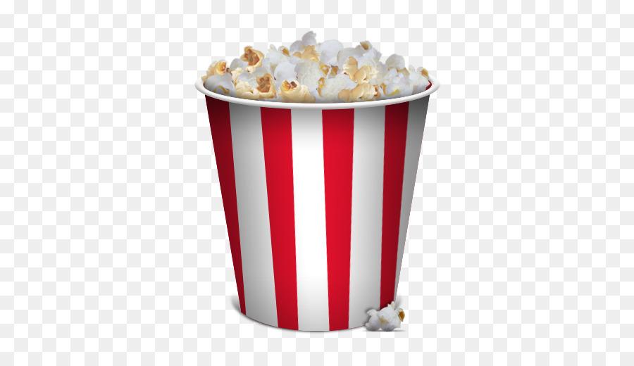 Popcorn Cartoon