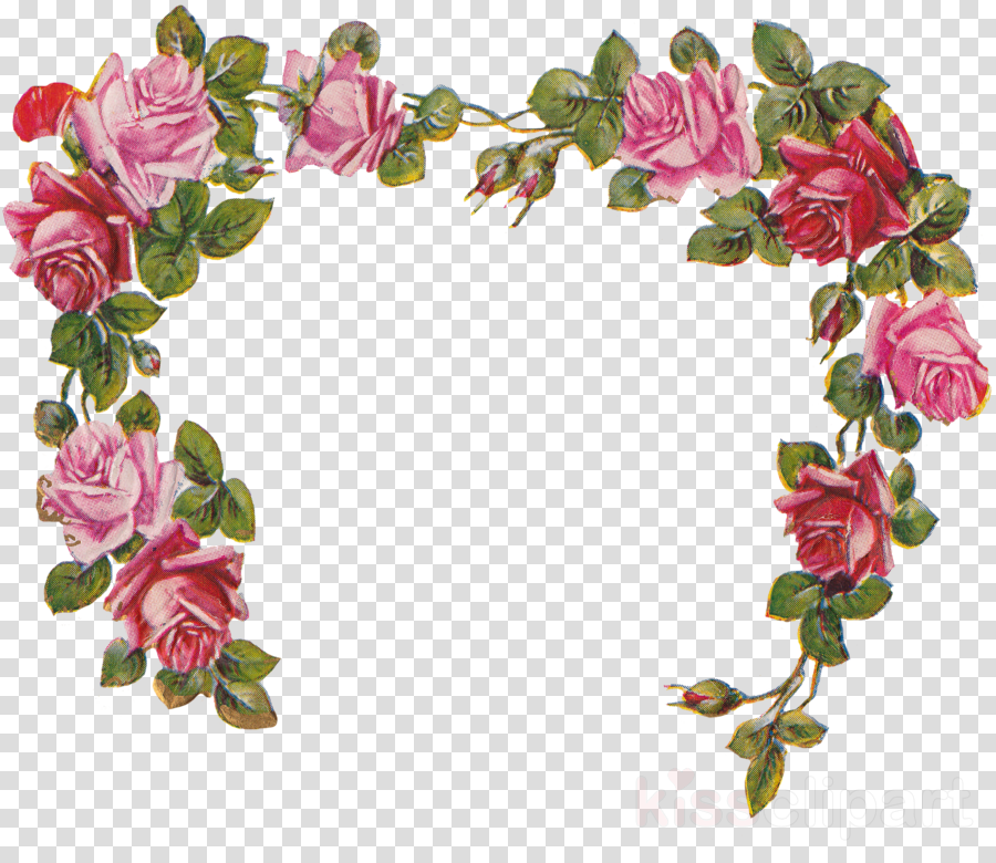 border flowers transparent background clipart Borders and Frames Clip art