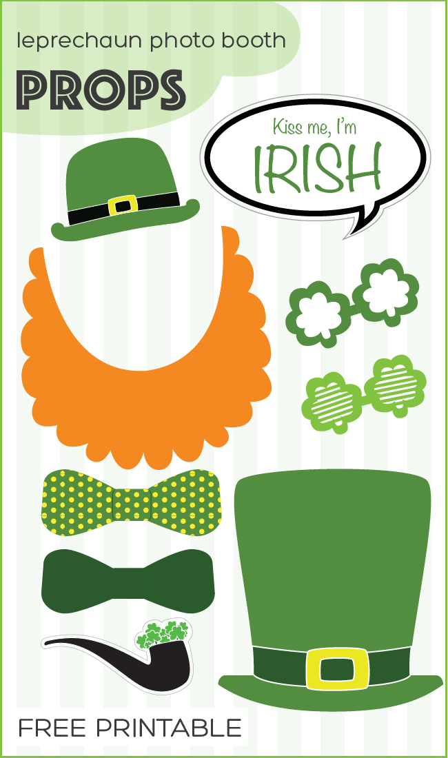 photo about Free Printable Clipart for St Patrick's Day named Down load St Patricks Working day Hat