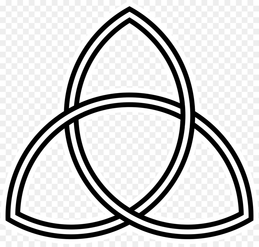 Download Celtic Symbols Clipart Triquetra Celtic Knot Symbol