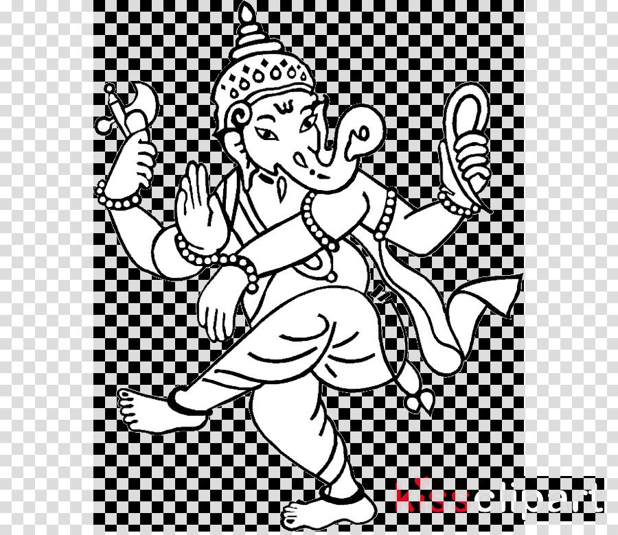 lord ganesha drawing clipart Ganesha Drawing Hinduism