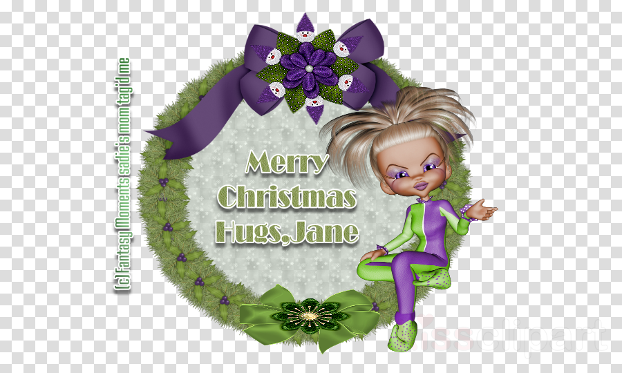 christmas ornament clipart Christmas ornament Purple Christmas Day
