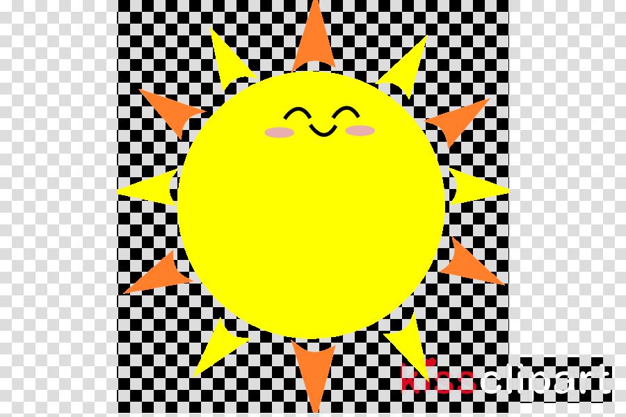 happy sun clipart Clip art