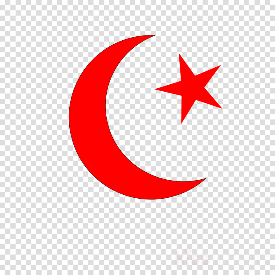 crescent islam clipart Symbols of Islam Star and crescent