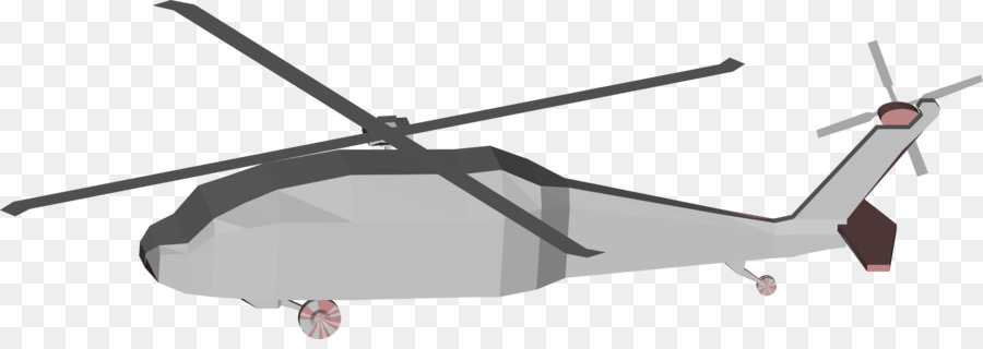 low poly blackhawk clipart Sikorsky UH-60 Black Hawk Helicopter Boeing CH-47 Chinook