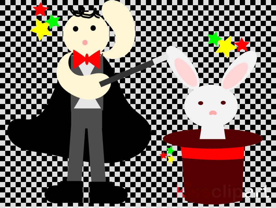 rabbit in a hat clipart Hare Rabbit Clip art