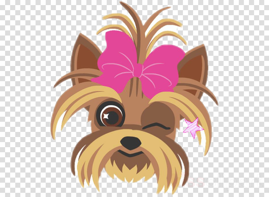 Dog, Flower, Puppy, transparent png image & clipart free download