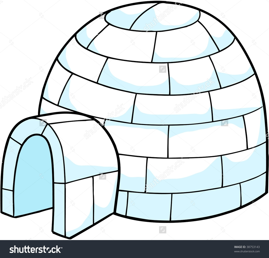 Igloo, Circle png clipart free download