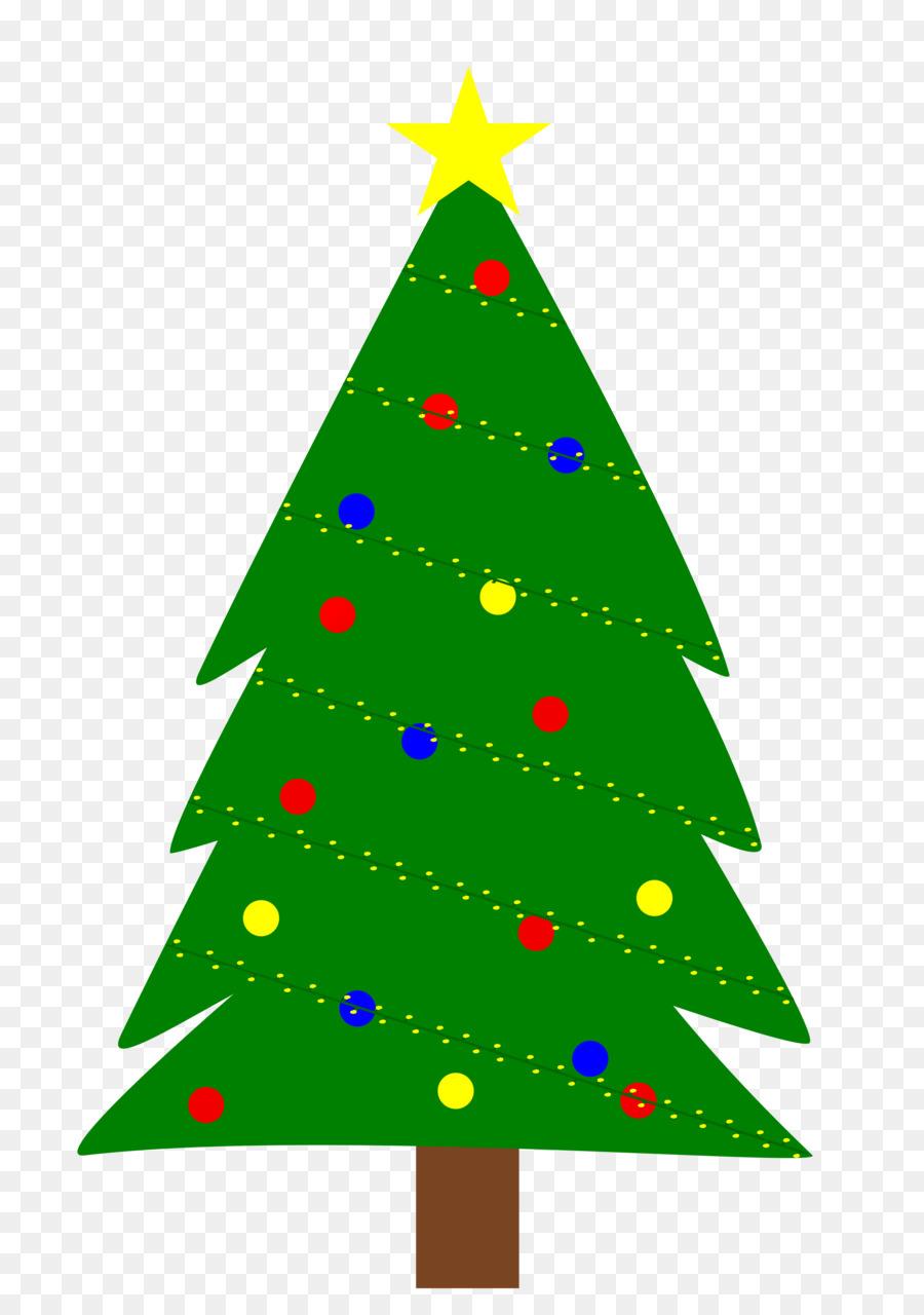 Christmas Tree Lights Clipart Tree Christmas Triangle