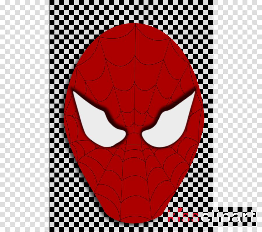 spider man face png clipart Spider-Man Spiderman 1 Clip art