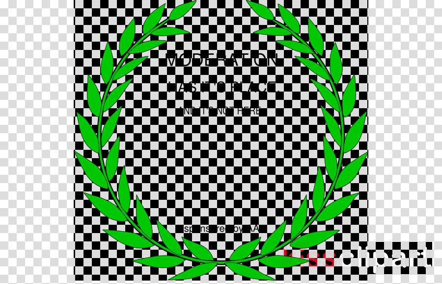 laurel wreath clipart Laurel wreath Clip art