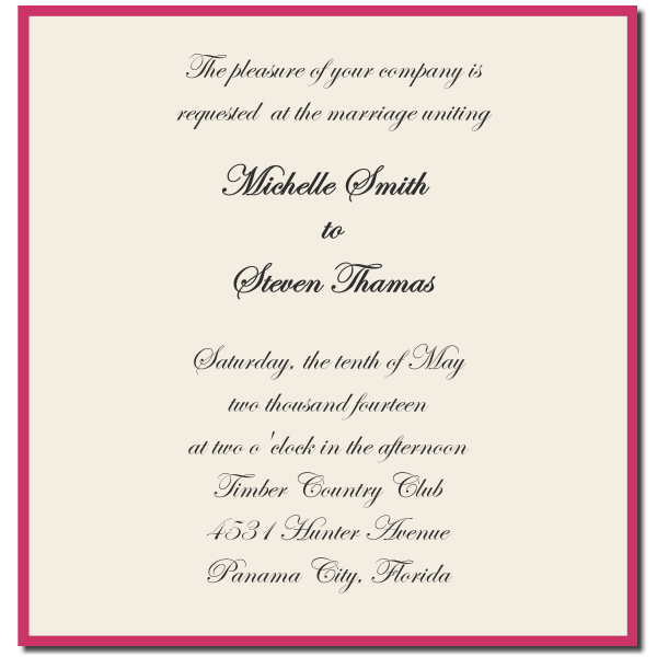 Wedding Invitation Wording Samples.Bride And Groom Cartoon Clipart Bride Wedding Party