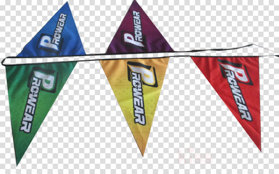 triangle clipart Triangle Banner Flag