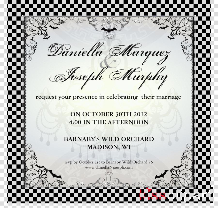 Wedding clipart Wedding invitation Party