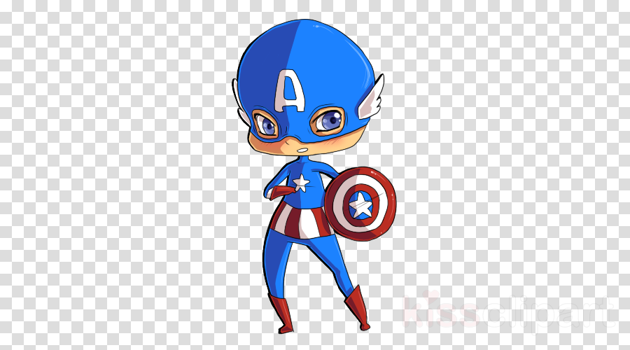Captain America clipart Captain America Art