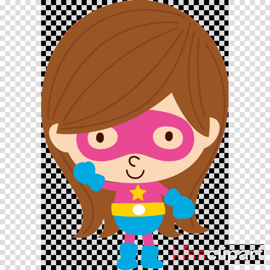 niña superheroe png clipart Superman Supergirl Clark Kent