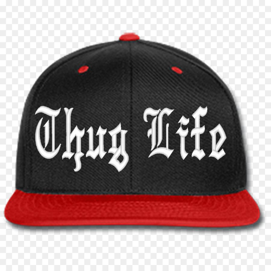 fc0f7172916 thug life cap png clipart Baseball cap