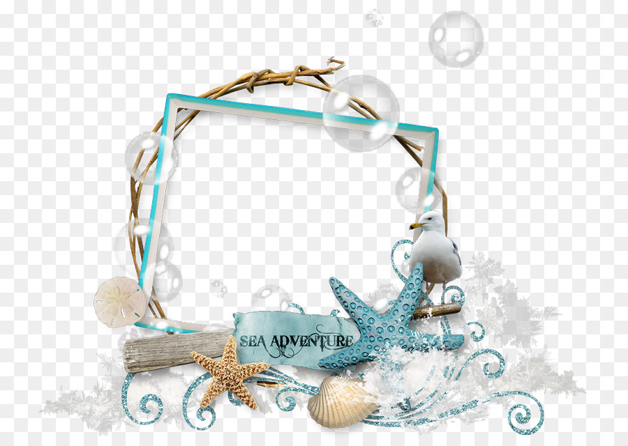 Download sea frames png clipart Picture Frames Sea | Sea, Beach ...