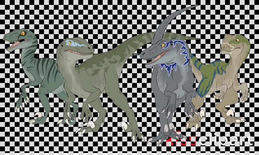 raptor squad fan art clipart Indominus rex Velociraptor Owen