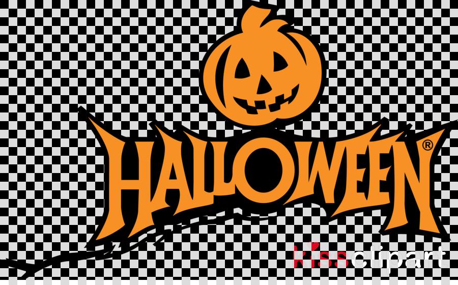 halloween logo png clipart Jack-o'-lantern Halloween Pumpkin