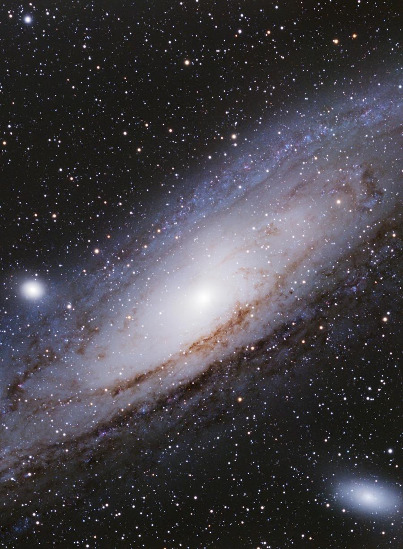 Andromeda galaxy. Clipart resolution milky way