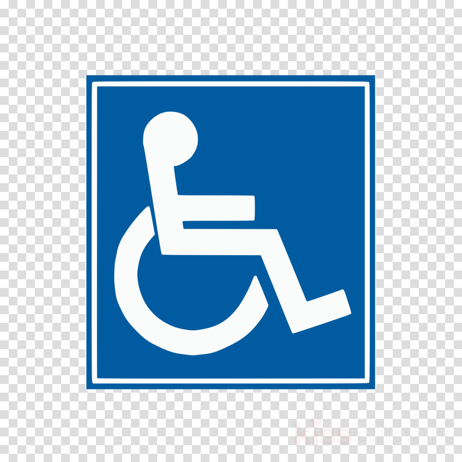 handicap sign for car clipart Car Disabled parking permit Disability