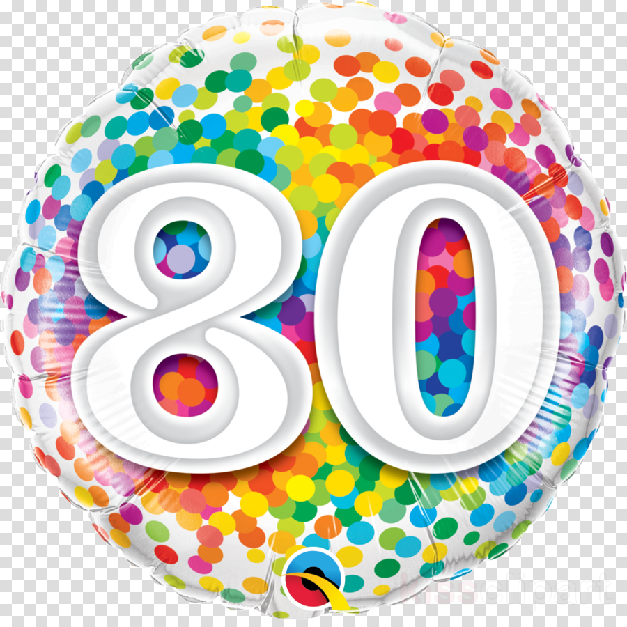 Download 60th Birthday Clipart Balloon Party