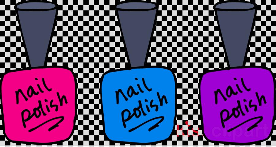nail polish clipart Nail Polish Clip art