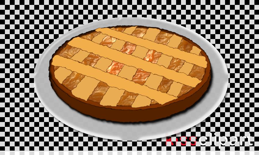 treacle tart clipart Treacle tart Crostata