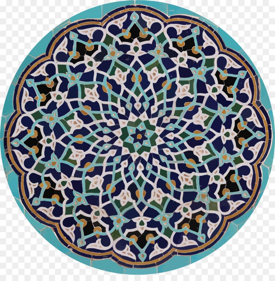 Islamic Plate