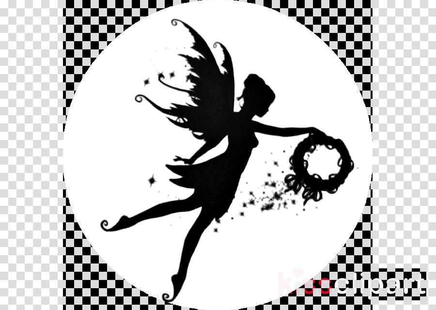 queen fairy silhouette clipart Fairy Silhouette Elf