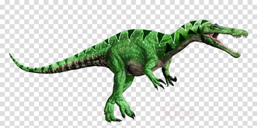 suchomimus dinosaur king clipart Baryonyx Spinosaurus Suchomimus