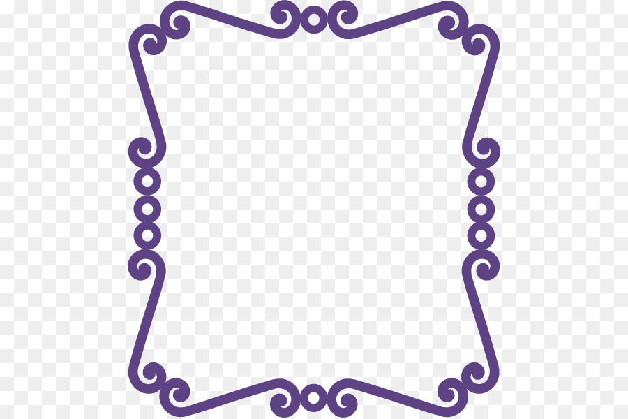 Download purple frame clip art clipart Borders and Frames Clip art ...