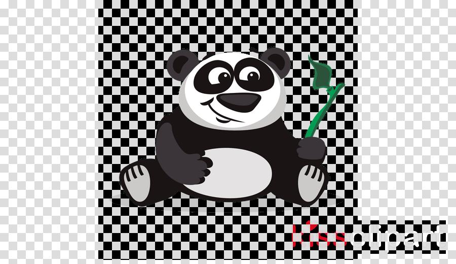 panda cartoon png clipart Giant panda Clip art