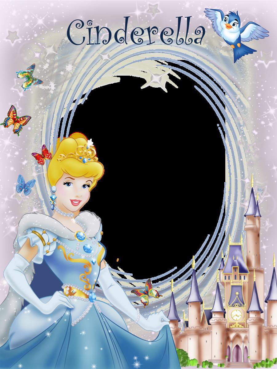 Download frame cinderella clipart Cinderella Picture Frames Disney ...