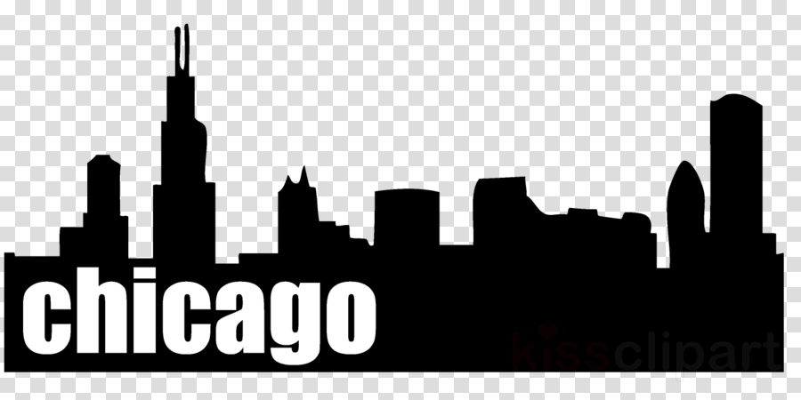 chicago clipart Chicago Skyline Clip art