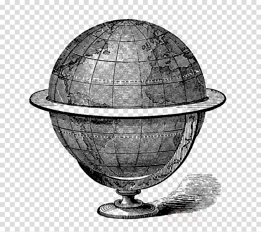 old globe drawing clipart Globe Drawing World