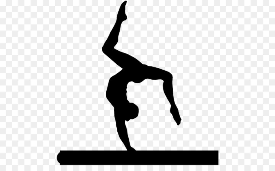 Fitness Cartoon Clipart Gymnastics Hand Muscle Transparent Clip Art