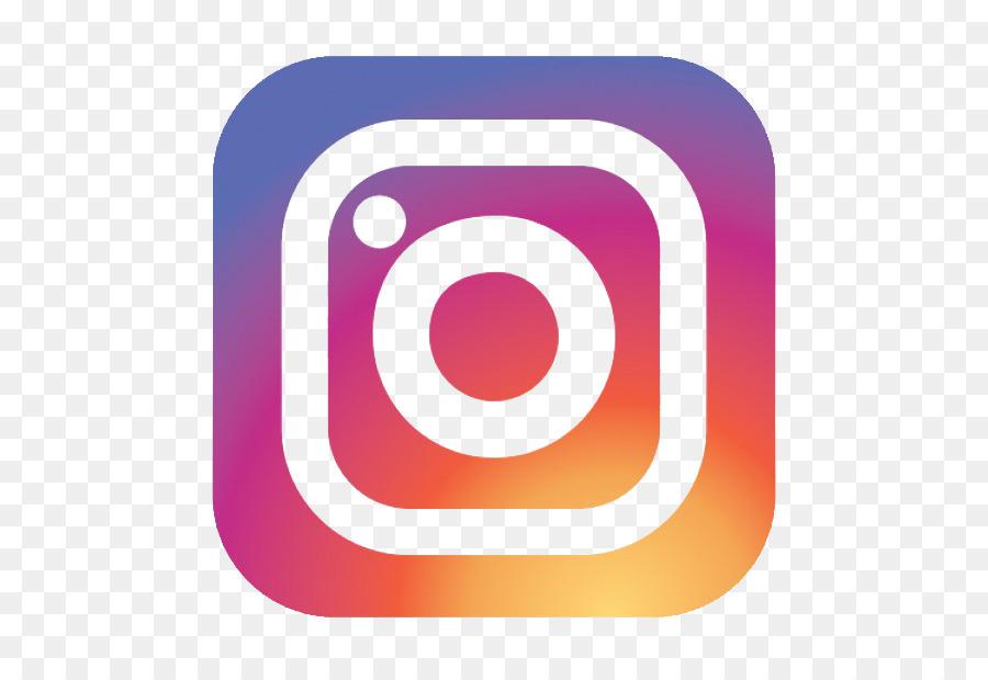 Instagram logo. Circle clipart rectangle transparent