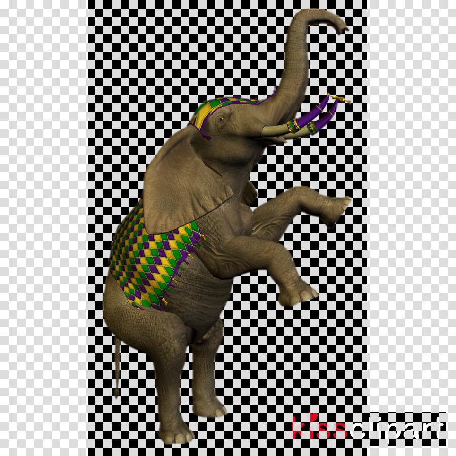 Circus clipart Indian elephant African elephant Circus