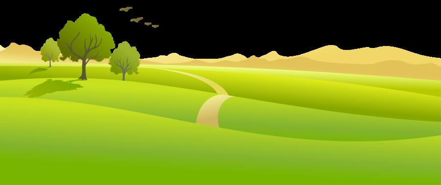 Sky Grass Landscape Transparent Png Image Clipart Free Download