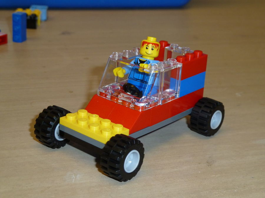 Download Basic Lego Car Instructions Clipart Lego Cars Lego Cars