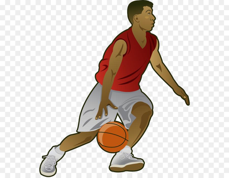 Basketball playing. Cartoontransparent png image clipart